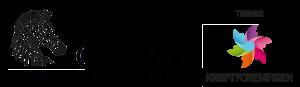 CarciNor logo for alle med kf farge u bakgr fb