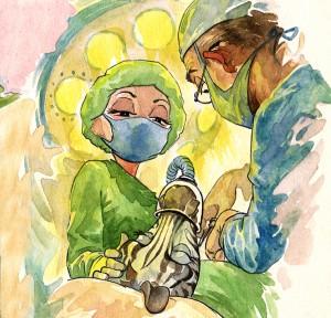 Netty surgery