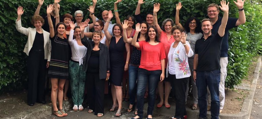 WECAN meeting, July 2017, Milan