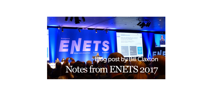 Notes from ENETS 2017
