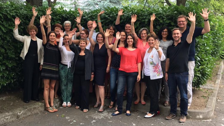 INCA joins pan-European patient leaders for a WECAN strategy meeting in Milan