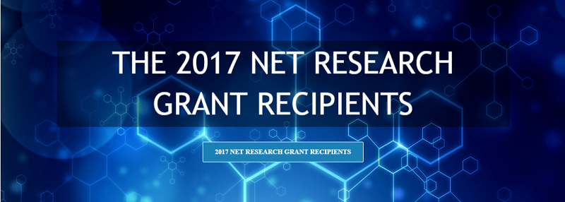 CNETS Canada announces 2017 NET Research Grant recipients