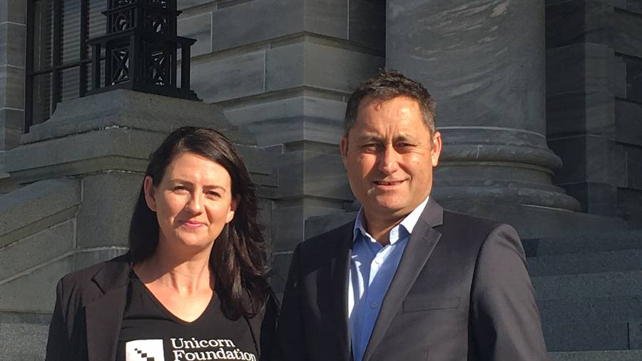 Unicorn Foundation New Zealand campaigns for government funding of PRRT for NET patients