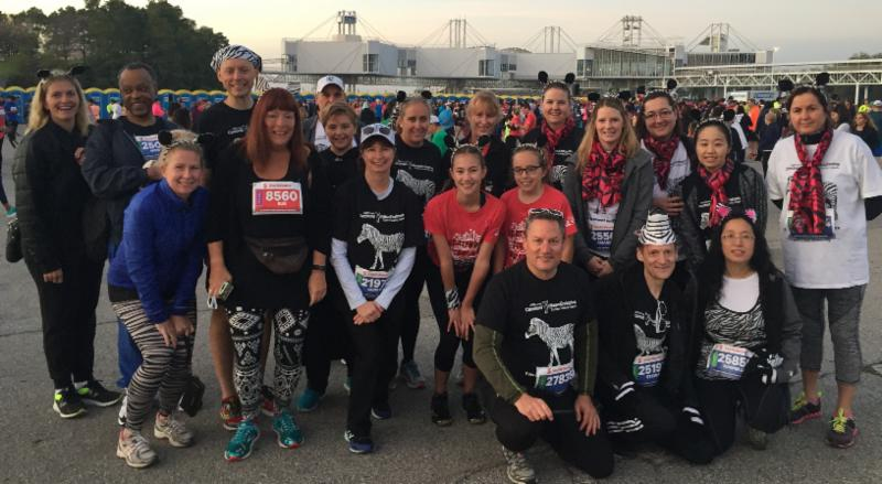 CNETS Canada Team Zebra raises $40,000 for NET cancer research in Canada
