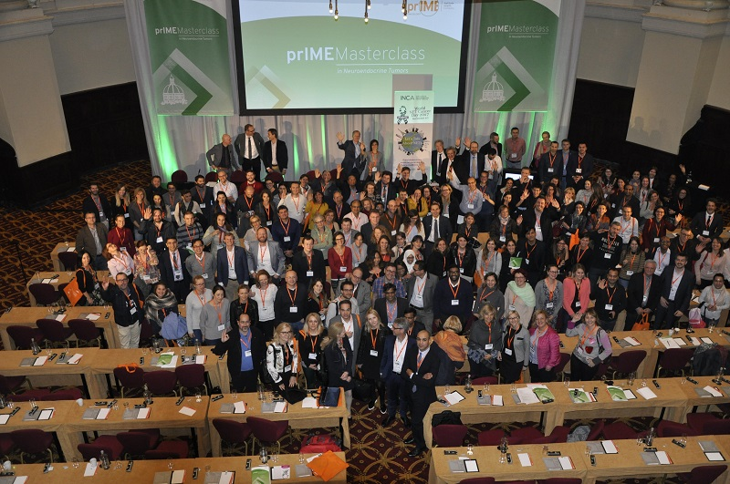 INCA marks NET Cancer Day with over 200 physicians from around Europe and beyond