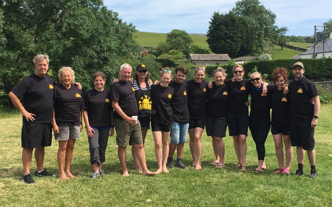 AMEND Raises Almost £15,000 During Yorkshire Three Peaks Challenge