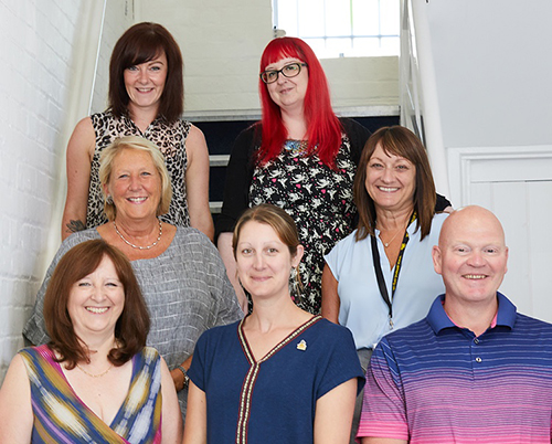 AMEND Launches UK Regional Volunteers Project