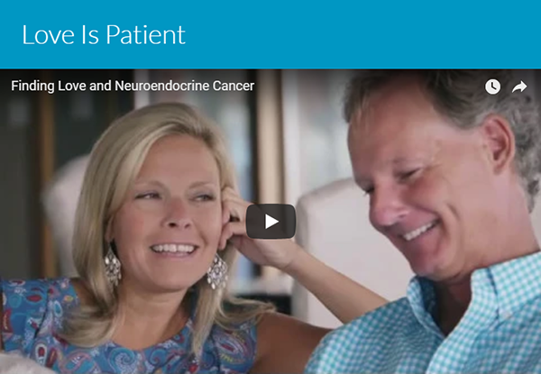 Finding Love and Neuroendocrine Cancer
