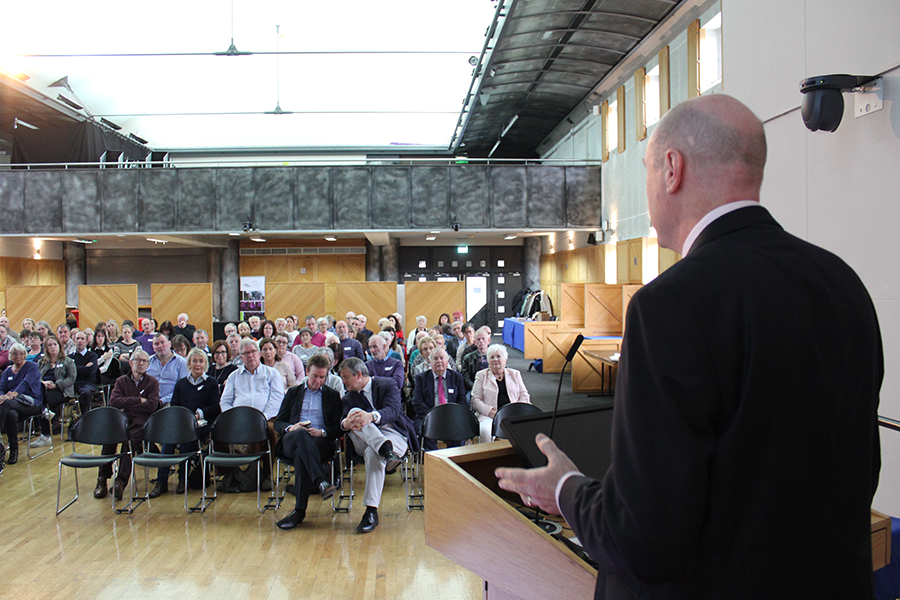 Annual NET Patient Day in Ireland