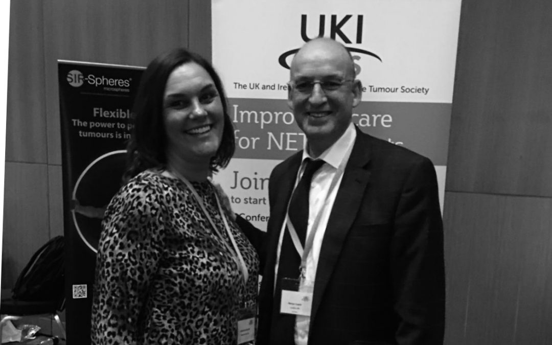 NET Patient Foundation Attended the UKINETs 16th Annual Conference