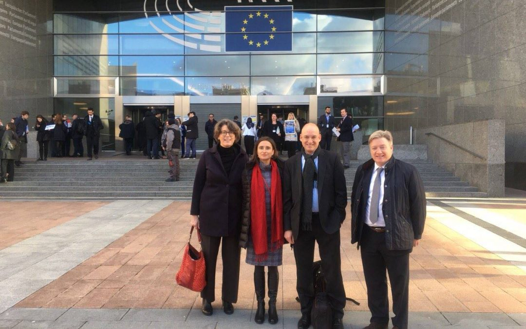 INCA and ENETS Joined Efforts to Move NETs Higher on the EU Agenda