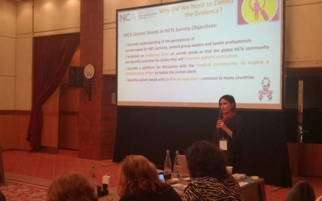 INCA at the Lung Cancer Europe AGM