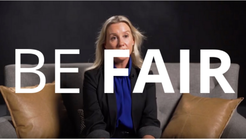 Unicorn Foundation Australia Launches Be Fair