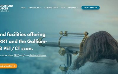 CCF Launches New Website for PRRT and Gallium-68 PET/CT Scan