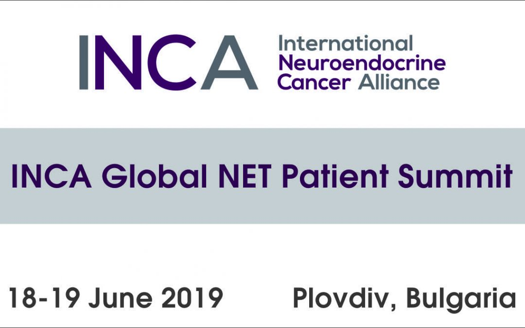 INCA Global NET Patient Summit in the European Capital of Culture 2019