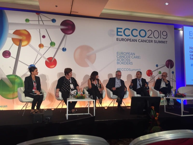 ECCO 2019 European Cancer Summit – More Access to high Quality Cancer Care in Europe