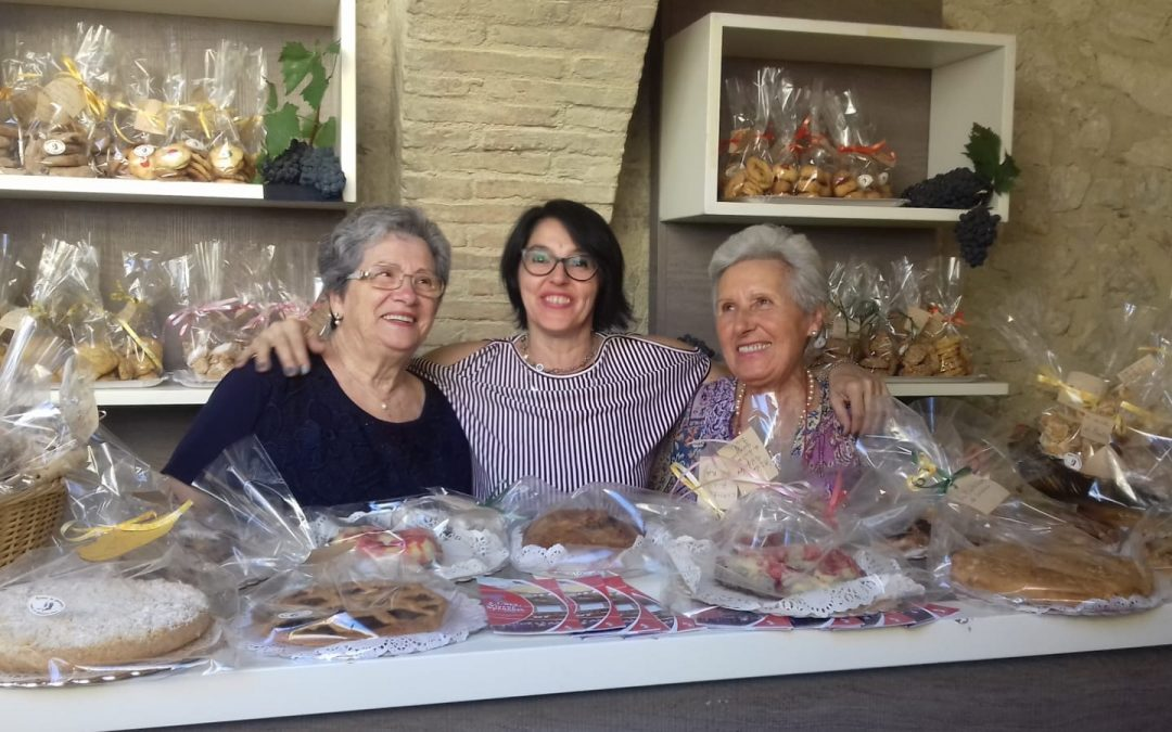 A.I.NET Vivere la Speranza Fundraised at Enologica Montefalco 2019