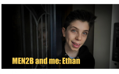 MEN2B and Me: Ethan Film Shortlisted for Charity Film Award