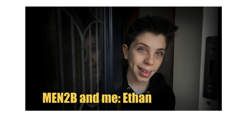 Help Raise Awareness of MEN2B – Vote for Ethan's Film