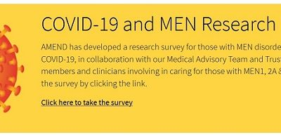 COVID-19 and MEN Research