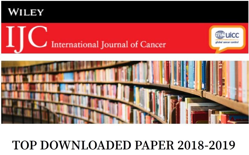 INCA Article on Unmet Needs in Top 10% of Downloaded Papers in IJC