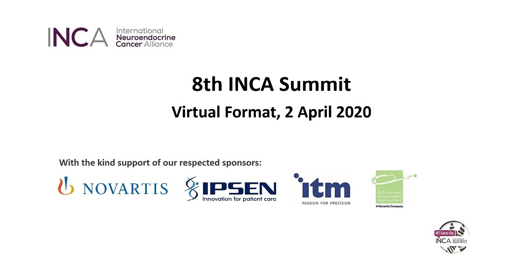 The 8th INCA Summit Was Held Online