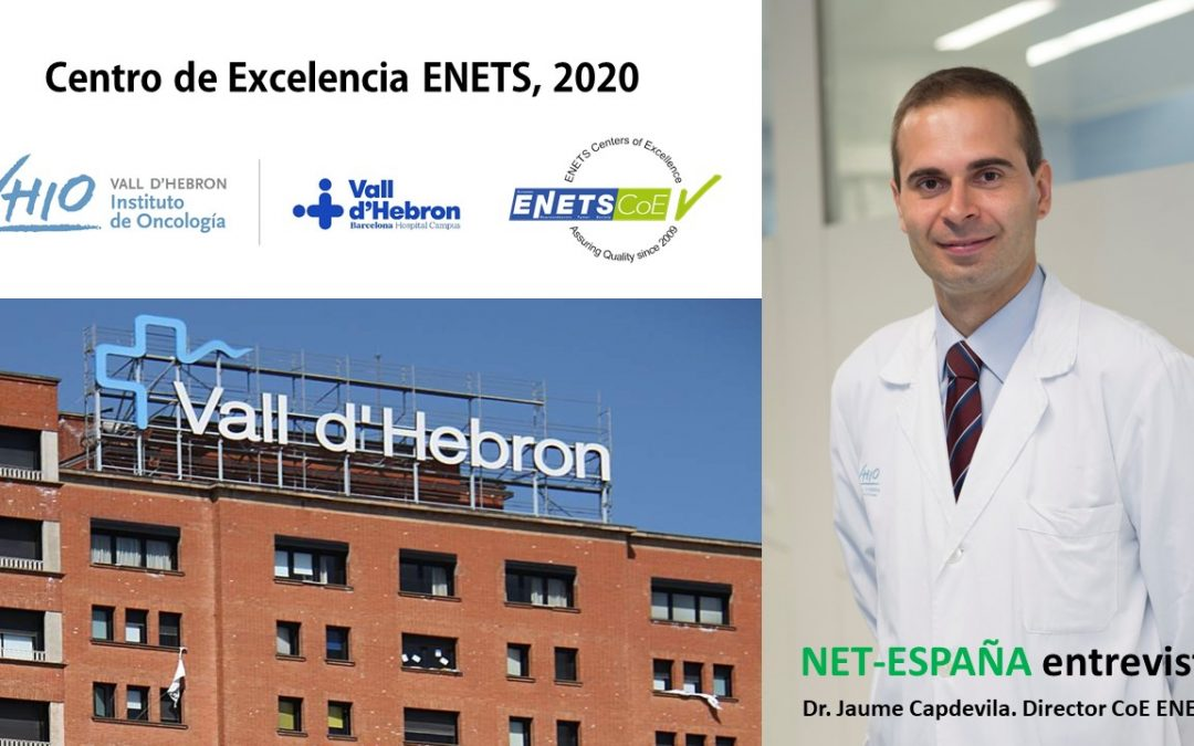 First ENETS Centre of Excellence in Spain