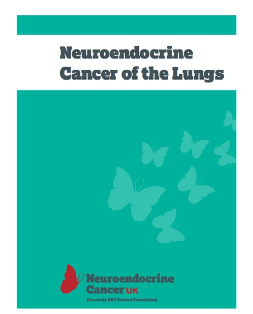 Lung Neuroendocrine Booklet by NCUK