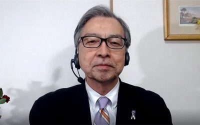 PanCAN Japan President Receives the AACR Distinguished Public Service Award