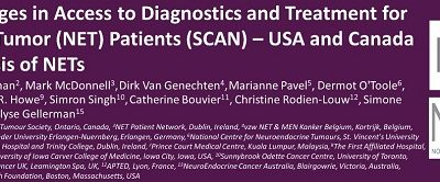 NET Patient Diagnosis in USA and Canada vs Global Data to Be Showcased at the NANETS Virtual Symposium
