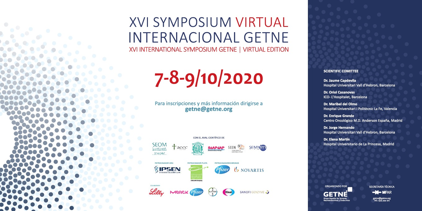 XVI International GETNE Symposium in Spain
