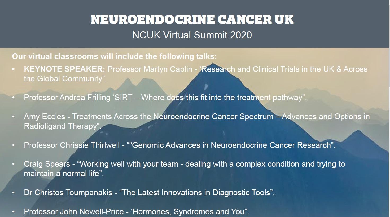 NCUK Virtual Summit November 7-8