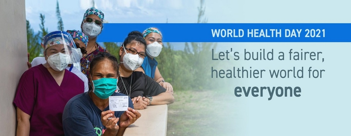 On World Health Day Let's Unite for Equal Access to Treatments and Care for All