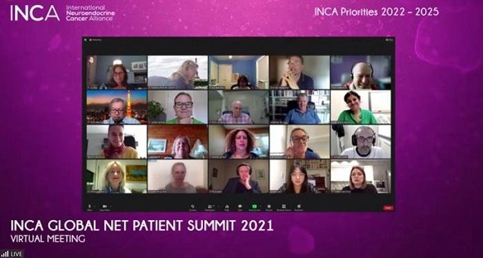 INCA Global NET Patient Advocate Summit 2021