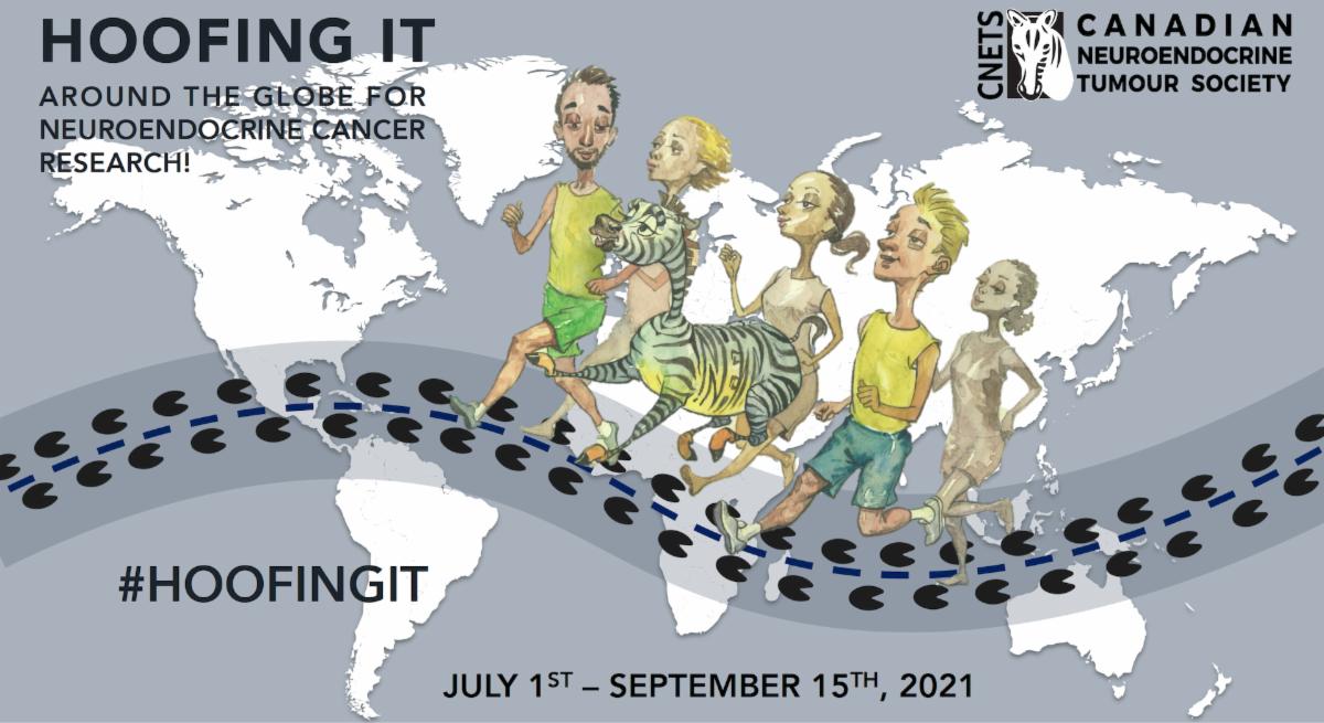 Join #HOOFINGIT Around the Globe