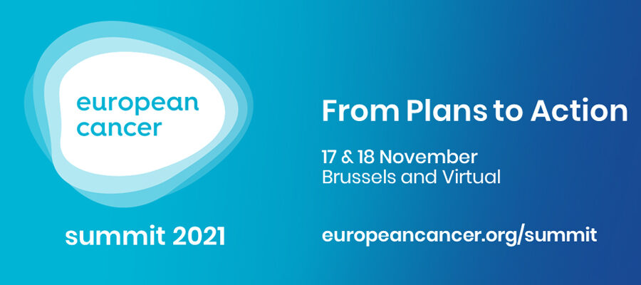 INCA Executive Director Invited as Panelist at the European Cancer Summit 2021